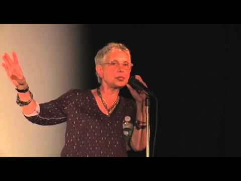 Joan Reinmuth at Rosendale Theater