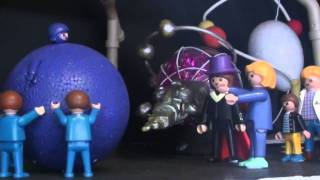 Repeat youtube video Charlie and the chocolate factory (Playmobil Expo Barcelona)