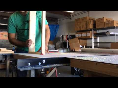 Routing A Pedalboard Frame
