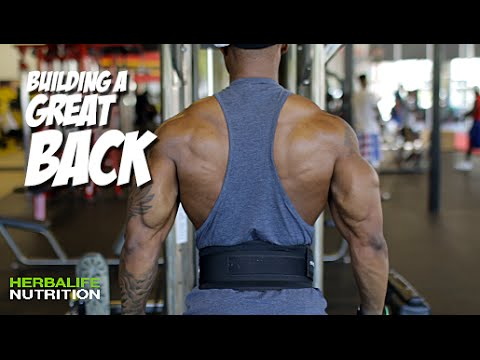 Building a GREAT Back - @FitDad