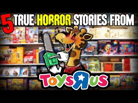 "5 TRUE Toys ""R"" Us Horror Stories!"