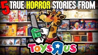"5 TRUE Toys ""R"" Us Horror Stories! - Darkness Prevails"