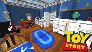 TOY STORY HIDE N' SEEK! - Minecraft Mods