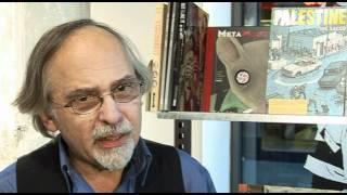 Art Spiegelman discusses Maus & MetaMaus - BBC News