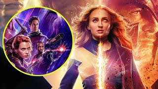 How Dark Phoenix Will Lead Into The Future of MCU