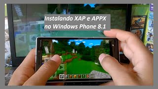 Como instalar Xap e Appx no Windows Phone 8.1 e Windows 10 Mobile