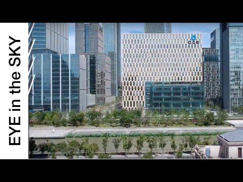 Ningbo From Above Documentary Trailer (PARADISE CITY)