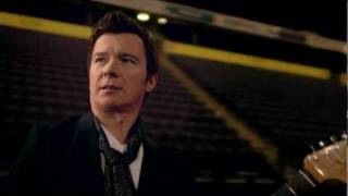 RICK ASTLEY - NEW Single - LIGHTS OUT - Official Video Widescreen
