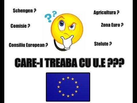 Care-i treaba cu UE ?