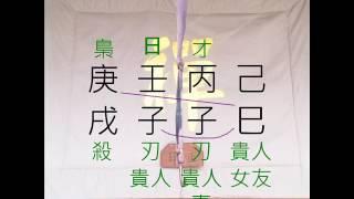 八字崩 20170211-04 己巳 丙子 壬子 庚戌 男