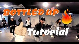 Bottled Up - Dinah Jane / DANCE TUTORIAL / BRYAN TAGUILID