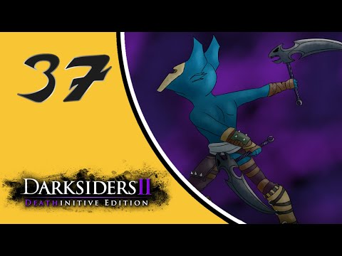 [GER] Let's play Darksiders II...
