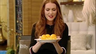 """""""Scandal's"""" Darby Stanchfield Grows Fruits in Her Backyard"""