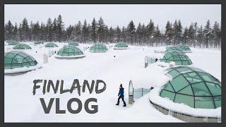 FINLAND VACATION: TRAVEL VLOG
