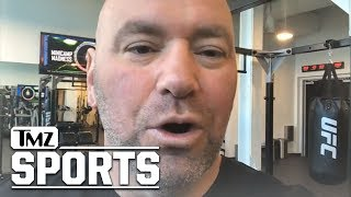Dana White Wants Greg Hardy to Fight Again In 2 Months | TMZ Sports