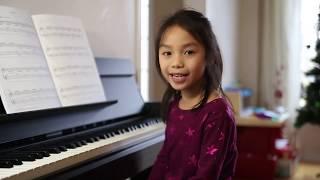 Angelfish RCM Piano Level 1 -- Elin Ma