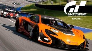 Gran Turismo Sport - Opening Trailer | Playstation 4