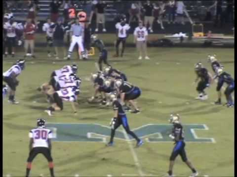 Zach Brown's Junior Year Highlights Film 2009-2010