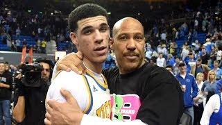 """NBA """"LIKE FATHER, LIKE SON"""" Moments"""