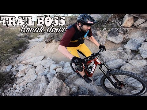 Tackling the toughest climb at South Mountain Phoenix, AZ