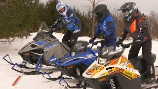 Yamaha SnoScoot – Taking Back Winter