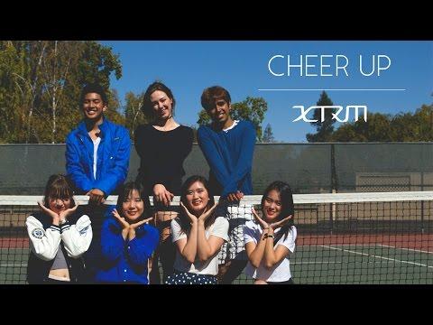 "XTRM – Stanford K-pop | TWICE (트와이스) - ""Cheer Up"" Dance Cover"