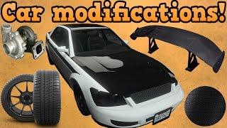 GTA online - Ultimate Car mods performance comparison guide