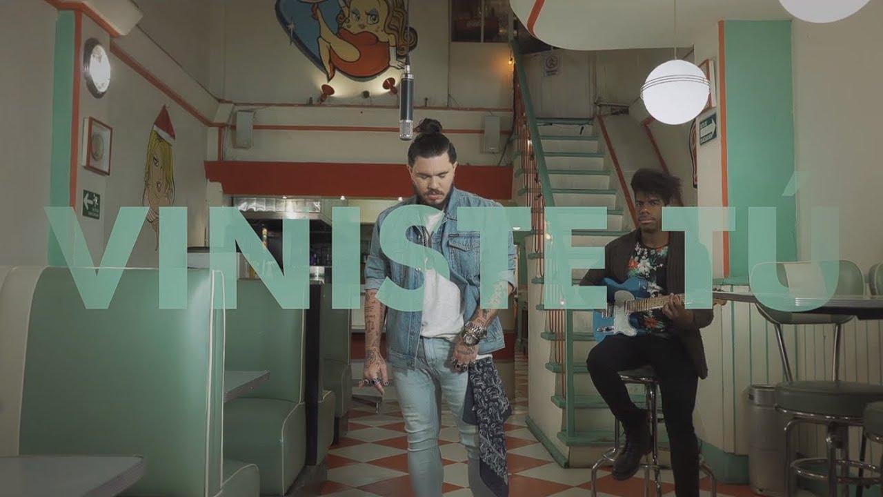 """Video Oficial de """"Viniste tú"""""""
