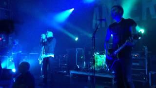 "Anberlin ""Take Me As You Found Me"" TLA  Philadelphia  November 15,2014 Video"