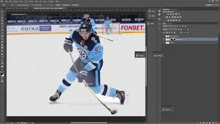 Вырезаем объект при помощи масок в Adobe Photoshop