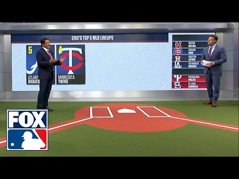 Eric Karros ranks his Top 5 teams in baseball | MLB WHIPAROUND