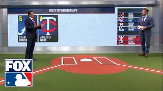 Eric Karros ranks his Top 5 teams in baseball | MLB WHIPAROUND