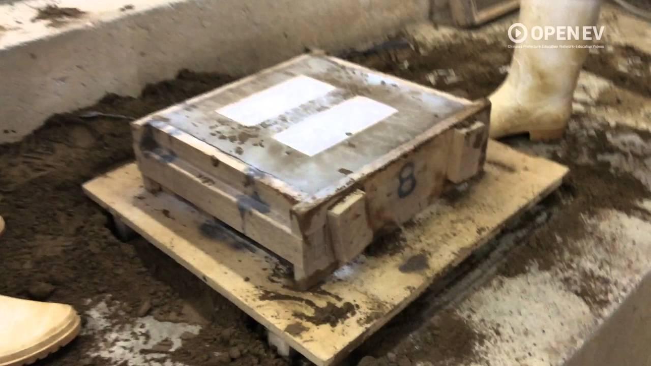 鋳造実習 砂型作り - YouTube