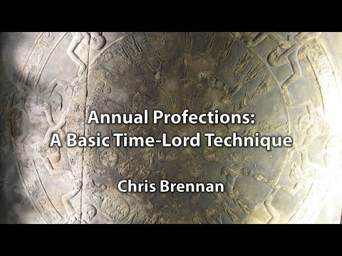 Annual Profections: A Basic Time-Lord Technique