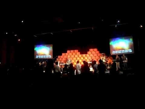 ISRAEL HOUGHTON- HE KNOWS MY NAME