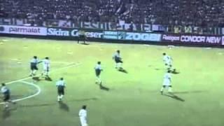 A Virada do século Vasco 4 x 3 Palmeiras