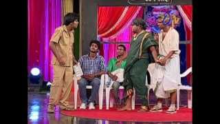 Jabardasth - Venu wonders Performance on 25th April 2013