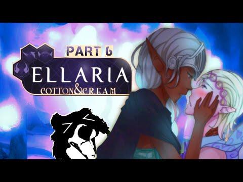 [Casual VN Thursday] Ellaria: Cotton & Cream (Part7): COTTONNNNnngggwww!!! щ(゚ロ゚щ)