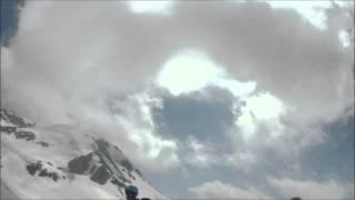 毎年恒例、春の立山BCスキー25日、26日の二日間 その一日目は、一の...