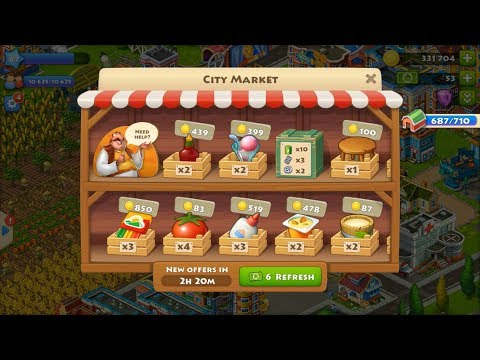 Township Level 67 Update 26 HD 1080p
