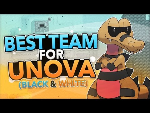 Best Team For Unova (Black and White)