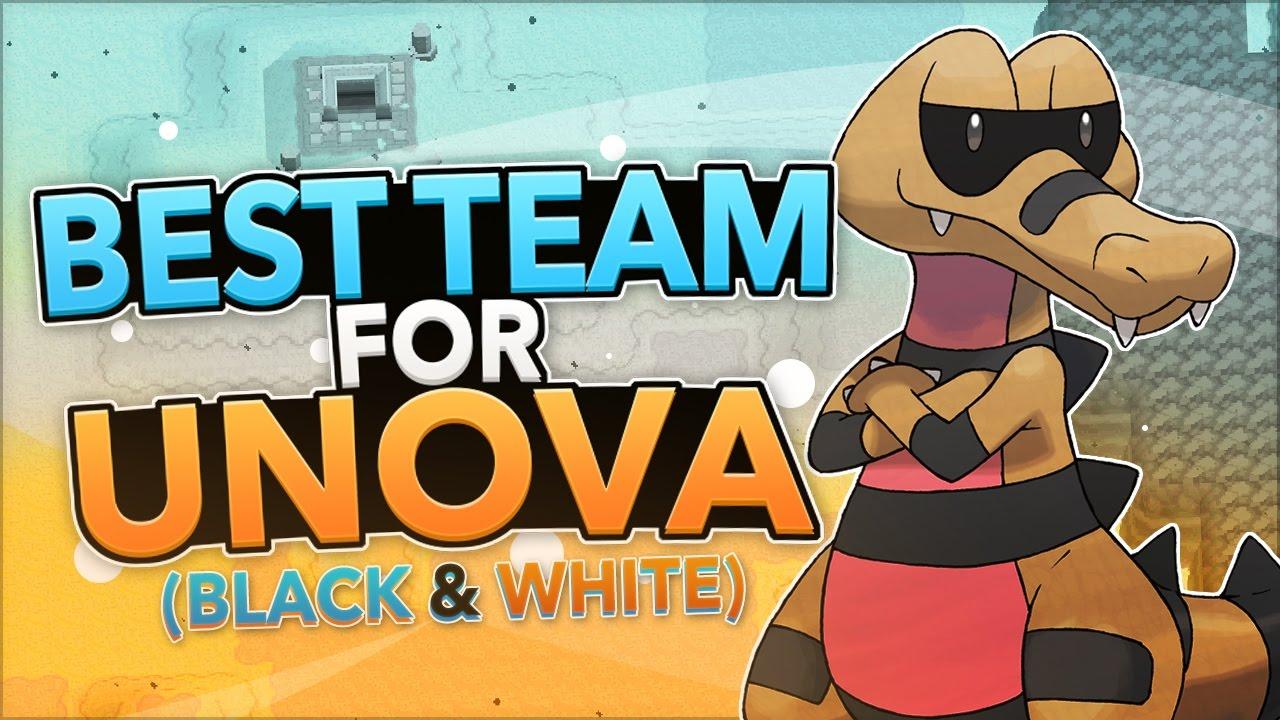 How to Make a Balanced Pokémon Black and White Team recommend