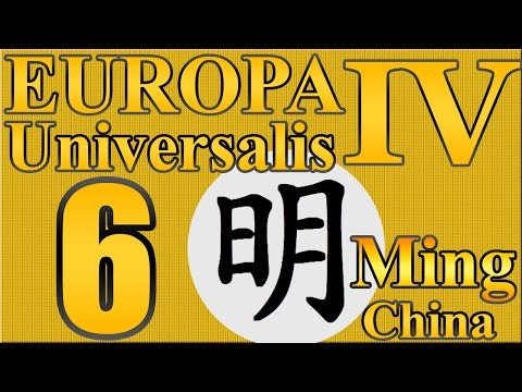 "Europa Universalis 4 Tag Team Ming ""Kill the King!"" EP:6 [Rights Of Man]"