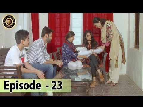 Iltija – Ep 23 | Affan Waheed – Tooba Siddiqui – Top Pakistani Dramas
