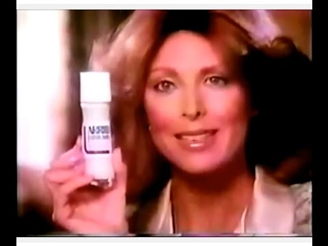 Arrid Roll-On Commercial (Tina Louise, 1978)