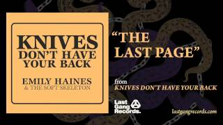 Emily Haines - The Last Page