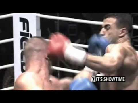BADR HARI Best Highlight 2016 - K-1 Légende Superstar Guerrier Marocain Golden Boy Bad Boy by 1001