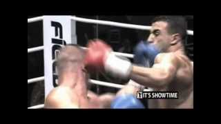 BADR HARI Best Highlight 2014 - K-1 Légende Superstar Guerrier Marocain Golden Boy Bad Boy by 1001