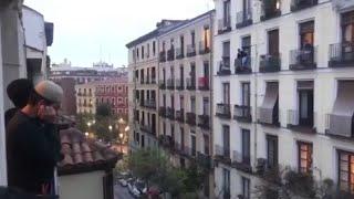 В Испании мусульмане возносят молитвы за скорейшее устранение угрозы коронавируса