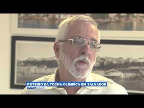 BAND CIDADE - PREPARA SALVADOR TOCHA OLÍMPICA